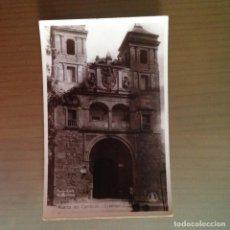Postales: POSTAL TOLEDO PUERTA DEL CAMBRON EXTERIOR. Lote 95857623
