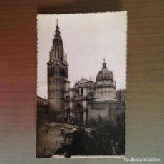 Postales: POSTAL TOLEDO LA CATEDRAL. Lote 95857707