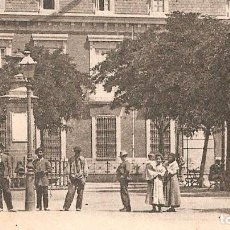 Postales: CIUDAD REAL Nº6 PLAZA DEL PILAR PÉREZ HNOS. C. 1910. Lote 95861995