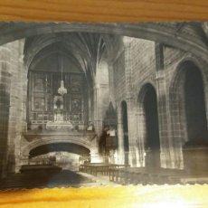 Postales: FOTO POSTAL CONVENTO SANTO TOMÁS. Lote 95881175