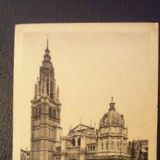 Postales: POSTAL TOLEDO, LA CATEDRAL, ED.M.ARRIBAS. Lote 95952023