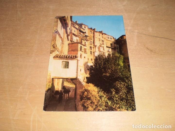 CUENCA BAJADA DE SAN MIGUEL 1967 SIN CIRCULAR (Postales - España - Castilla la Mancha Moderna (desde 1940))