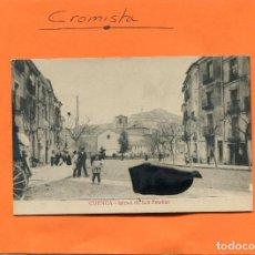 Postales: CUENCA ( IGLESIA DE SAN ESTEBAN ) -- NO CIRCULADA // ( NOV4 ). Lote 98053139