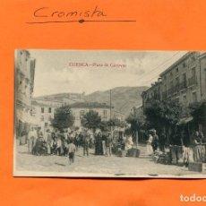 Postales: CUENCA ( PLAZA DE CANOVAS) -- NO CIRCULADA // ( NOV4 ). Lote 98053327