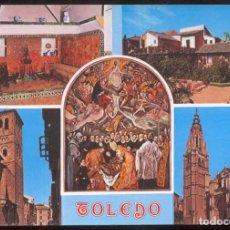 Postales: 1958 - TOLEDO Y EL GRECO. Lote 98123091