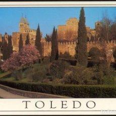 Postales: 2087- TOLEDO .- MURALLAS Y PUERTA DE VISAGRA. Lote 98189587