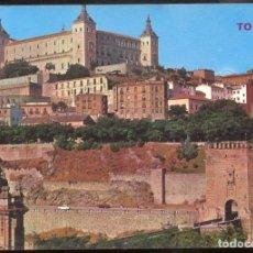 Postales: 630 - TOLEDO .- PUENTE ALCANTARA Y ALCAZAR. Lote 98191295