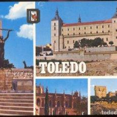 Postales: 132 - TOLEDO. Lote 98192107