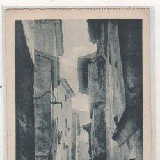 Postales: CUENCA. CALLE DE LA MONEDA. HELIOTIPIA ARTÍSTICA ESPAÑOLA. SIN CIRCULAR.. Lote 98201151