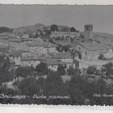 Postales: BRIHUEGA VISTA PARCIAL. CLICHÉ CAMARILLO. SIN CIRCULAR. SIN REVERSO. Lote 98219671