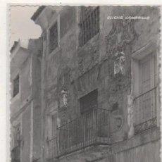 Postales: BRIHUEGA CASA DE LOS GOMEZ. PORTADA Y BALCÓN .... CLICHÉ CAMARILLO. SIN CIRCULAR. SIN REVERSO.. Lote 98220679