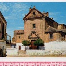 Postales: D50 POSTAL LA SOLANA CIUDAD REAL, CONVENTO TRINITARIOS. Lote 98423331