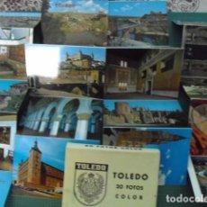 Postales: TOLEDO - 20 POSTALES FORMATO ACORDEON. Lote 99947615
