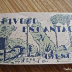 Postales: BLOC DE 20 POSTALES . CUENCA CIUDAD ENCANTADA. Lote 101702667