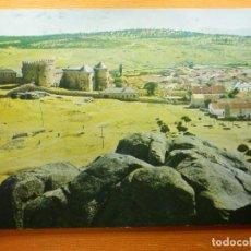 Postales: POSTAL - ESPAÑA - ÁVILA - 9.- LAS NAVAS DEL MARQUÉS - PANORÁMICA DEL CASTILLO - VISTABELLA - 1967 . Lote 102360267