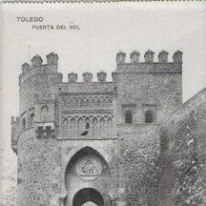 Postales: P- 7781. POSTAL TOLEDO, PUERTA DEL SOL.. Lote 102593951