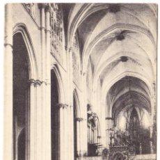 Postales: ANTIGUA POSTAL TOLEDO - CATEDRAL - TRASCORO. Lote 104253991