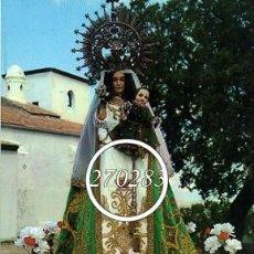 Postales: LA PERALEJA (CUENCA) Nº 3 NTRA. SEÑORA DEL MONTE PATRONA DE LA VILLA - ED VISTABELLA - S/C- AÑO 1982. Lote 104304483