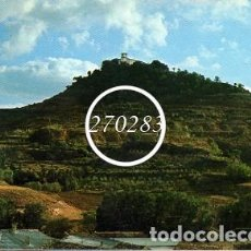 Postales: LA PERALEJA (CUENCA) Nº 4 CERRO DE LA VIRGEN DEL MONTE - ED VISTABELLA - SIN CIRCULAR - AÑO 1982. Lote 104304683