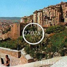 Postales: CUENCA Nº 14 MIRADOR DE SAN MARTIN - DOMINGUEZ - SIN CIRCULAR - AÑO 1977. Lote 104305275