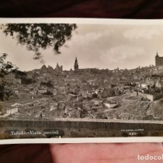 Postales: TOLEDO - VISTA PARCIAL - FOTOGRAFICA GH ALSINA 220. Lote 104313015