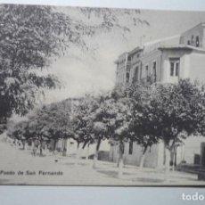Postales: POSTAL CUENCA PASEO SAN FERNANDO CM. Lote 104320075