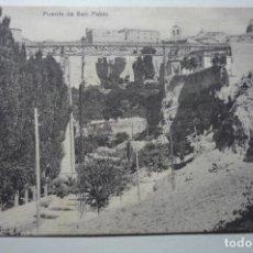 Postales: POSTAL CUENCA PUENTE DE SAN PABLO CM. Lote 104320479