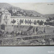 Postales: POSTAL SAN PABLO CUENCA CM. Lote 104321023