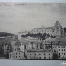 Postales: POSTAL CUENCA HOSPITAL DE SANTIAGO ESCRITA--CM. Lote 104321319