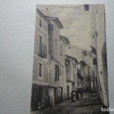 Postales: POSTAL CUENCA CALLE DE LA MONEDA.--CM. Lote 104321483