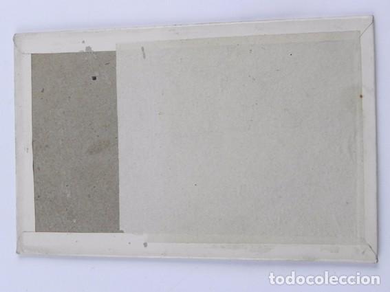 Postales: FOTOGRAFIA EN CARTON DE LA VIRGEN DE LA CABEZA. VILLAR DE CAÑAS. CUENCA. MIDE 19,8 X 12,5 CMS. - Foto 2 - 104676823