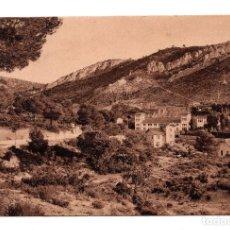 Postales: GUADALAJARA.- SALTO DE BOLARQUE - CASA DE MAQUINAS Y EIFICIOS. Lote 105496739