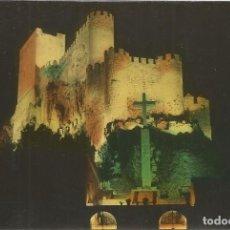 Cartes Postales: ALMANSA (ALBACETE) CASTILLO DE ALMANSA - RAKER FOTOS HNOS.MARTINEZ Nº 3 - S/C. Lote 105675111