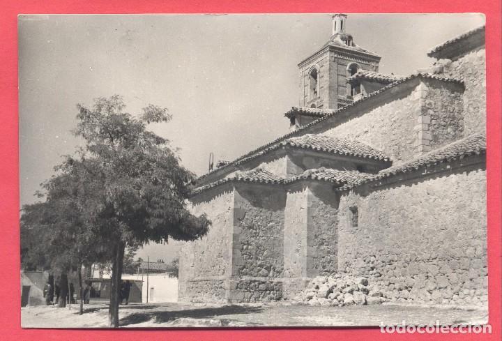 TOLEDO-VILLA DE DON FADRIQUE-7 IGLESIA DE NTA.SRA.DE LA ASUNCION, EDICIONES MATA-ALCAZAR, VER FOTOS (Postales - España - Castilla la Mancha Moderna (desde 1940))