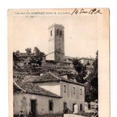 Cartes Postales: TORIJA.(GUADALAJARA).- EL PORTAZGO. COLECCIÓN XIMÉNEZ. SERIE A ALCARRIA - Nº 9. LAURENT.. Lote 108668323