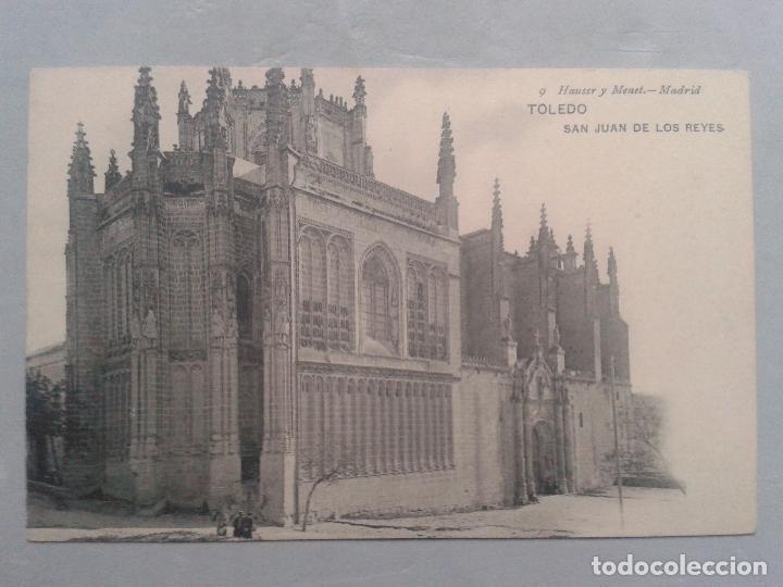 TOLEDO. SAN JUAN DE LOS REYES. (Postales - España - Castilla La Mancha Antigua (hasta 1939))