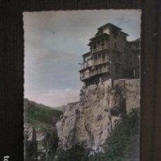 Postales: CUENCA - CASAS COLGADAS - EDICIONES GARCIA GARABELLA - VER FOTOS - (51.281). Lote 109301339
