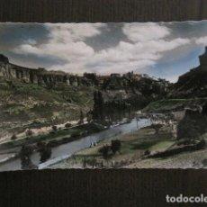 Postales: CUENCA - HOZ DEL JUCAR Y PLAYA - EDICIONES GARCIA GARABELLA - VER FOTOS - (51.282). Lote 109301403