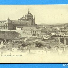 Postales: POSTAL ANTIGUA DE TOLEDO: EL HOSPITAL DE AFUERA. Lote 110250535