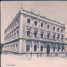 Postales: POSTAL TOLEDO, HAUSER Y MENET 1412, HOTEL CASTILLA. Lote 110744191