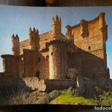 Postales: ANTIGUA POSTAL CASTILLO DE GUADAMUR TOLEDO Nº15 EDITORIAL ESCUDO DE ORO AÑOS 70*. Lote 111722075