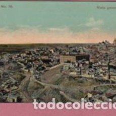 Postales: POSTAL TOLEDO Nº 19 VISTA GENERAL - EDICIÓN R. GARRIDO. Lote 111813995