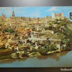 Postales: POSTAL - ESPAÑA - TOLEDO - 26.- VISTA PANORÁMICA - HELIOTIPIA ARTÍSTICA ESPAÑOLA - NUEVA . Lote 111933143