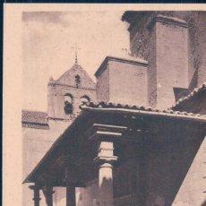 Postales: POSTAL TOLEDO - SANTO DOMINGO EL REAL - GRAFOS. Lote 112520363