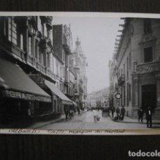 Postales: ALBACETE - POSTAL PROTOTIPO ARCHIVO FOTOGRAFICO ROISIN - FOTO PEGADA-VER FOTOS-(52.088). Lote 112925823