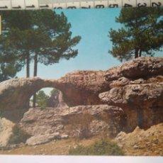 Postales: ANTIGUA POSTAL CUENCA PUENTE ROMANO,ORO N.7. Lote 114353895