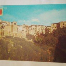 Postales: FOTO POSTAL CUENCA ANTIGUA AÑOS 70-80 RECUERDO.ESC.ORO N22. Lote 114356354