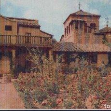 Postales: POSTAL TOLEDO 14 - CASA DEL GRECO - JARDIN - H A E - FOTO COLOR MANEN. Lote 114424727