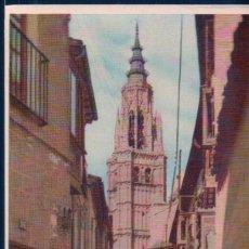 Postales: POSTAL TOLEDO 13 - CALLE DE SANTA ISABEL - H A E - FOTO COLOR MANEN. Lote 114424999