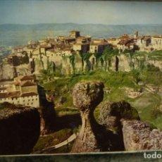 Postales: CUENCA, C. 1960,10 VISTAS, EDICIONES SICILIA. EN TIRA ACORDEON.. Lote 114749123